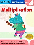 Kumon Multiplication Grade 4