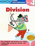 Kumon Division Grade 4