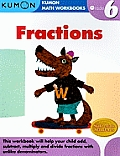 Kumon Fractions Grade 6
