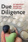 Due Diligence: What Social Investors Should Know about Microfinance