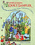 Mother Earths Quilt Sampler Applique Patterns for Spring Summer Fall & Winter