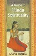 A Guide to Hindu Spirituality (Perennial Philosophy) Cover