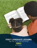 First Language Lessons for the Well-Trained Mind: Level 1 (First Language Lessons)