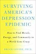 Surviving Americas Depression Epidemic How to Find Morale Energy & Community in a World Gone Crazy