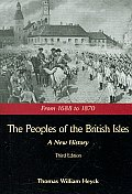 The Peoples of the British Isles: A New History
