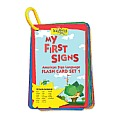 Signing Time Series One Flash Cards #1: My First Signs Cards