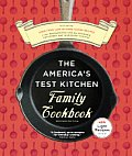 Americas Test Kitchen Family Cookbook Revised Edition