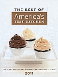 The Best of America's Test Kitchen (Best of America's Test Kitchen Cookbook: The Year's Best Recipes) Cover