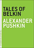 Tales of Belkin (Art of the Novella) Cover
