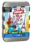 Kids French Magnetic Poetry