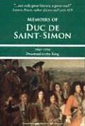 Memoirs of Duc de Saint-Simon, 1691-1709: A Shortened Version