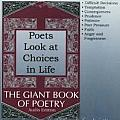 The Giant Book of Poetry Audio Edition (CD): Poets Look at Choices in Life