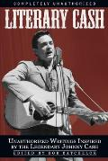 Literary Cash: Unauthorized Writings Inspired by the Legendary Johnny Cash (Smart Pop) Cover