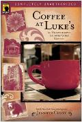 Coffee at Luke's: An Unauthorized Gilmore Girls Gabfest (Smart Pop) Cover