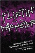Flirtin with the Monster Your Favorite Authors on Ellen Hopkinss Crank & Glass