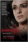 Immortal: Love Stories with Bite Cover