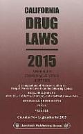 2015 Drug Laws California