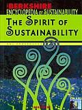 Berkshire Encyclopedia of Sustainability 1/10: The Spirit of Sustainability