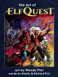 The Art Of Elfquest by Richard Pini