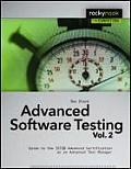 Advanced Software Testing Volume 2 1st Edition Guide to the Istqb Advanced Certification as an Advanced Test Manager