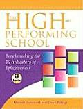 High Performing School Benchmarking the 10 Indicators of Effectiveness