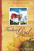 Finding God New Testament for Women