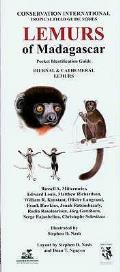 Lemurs of Madagascar: Diurnal and Cathemeral Lemurs: Pocket Identification Guide