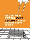 The Other Poems (Fence Modern Poets) Cover
