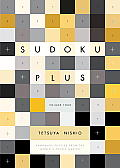 Sudoku Plus, Volume Four Cover