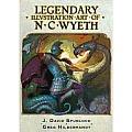 Legendary Illustration Art of NC Wyeth Hb