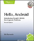 Hello Android 2nd Edition Version 1.5 & 1.6