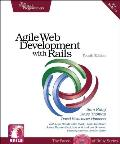 Agile Web Development With Rails (4TH 11 - Old Edition)