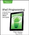 iPad Programming A Quick Start Guide for Developers