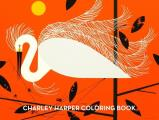 Charley Harper Deluxe Coloring Book Cover