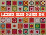 Alexander Girard Coloring Book [With Stickers]