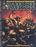 Warriors &amp; Warlocks: A Mutants &amp; Masterminds Sourcebook Cover