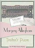 Albert Campion Mysteries #11: Traitor's Purse Cover