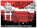 The CIA Makes Science Fiction Unexciting #1: The Assassination of Martin Luther King Jr.
