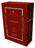Atlas Pocket Classics France 3 Volume Set Travels with a Donkey Gleanings in France a Motor Flight Through France