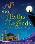World Myths and Legends: 25 Projects You Can Build Yourself (Build It Yourself) Cover