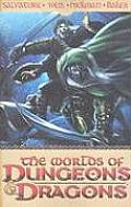 The Worlds of Dungeons & Dragons Volume 1 Cover