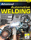 Advanced Automotive Welding (Pro) Cover