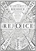 McSweeney's Quarterly Concern #30: McSweeney's Rejoice! Cover