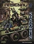 Arsenal Shadowrun 4th Edition