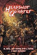 Undead Headshot Quartet Four Zombie Novellas