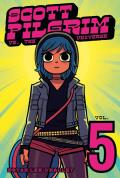 Scott Pilgrim's #05: Scott Pilgrim Vs the Universe Cover