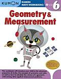Grade 6 Geometry & Measurement Cover
