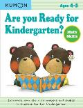 Are You Ready for Kindergarten?