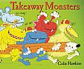 Takeaway Monsters (Education Through Delight) Cover