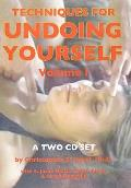 Techniques for Undoing Yourself CD: Volume I